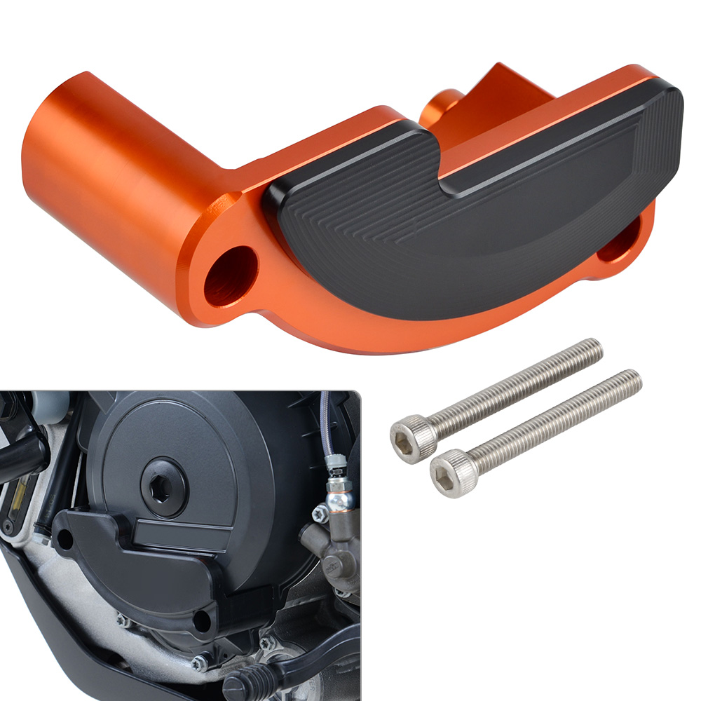 Left Side Engine Case Slider Protector Cover Guard For KTM 1050 1090 1190 1290 Adventure Super