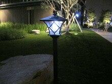 Hight 1.5M Solar Light Power Outdoor Garden Solar Panel Lamp Decoration Solaire Lights Street Light Outdoor Luminaria Lighting