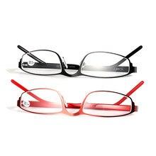 c2e1b83c91 Nuevo acero inoxidable Gafas para leer hombres y mujeres alta calidad de dioptrías  Gafas leesbril Mannen Vrouwen lectores 1.5
