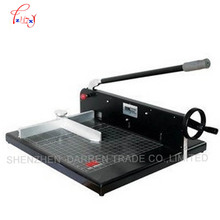 Heavy Duty All Metal Ream Guillotine A4 Size Stack Paper Cutter Paper Cutting Machine  trimmer cutter Paper Trimmer