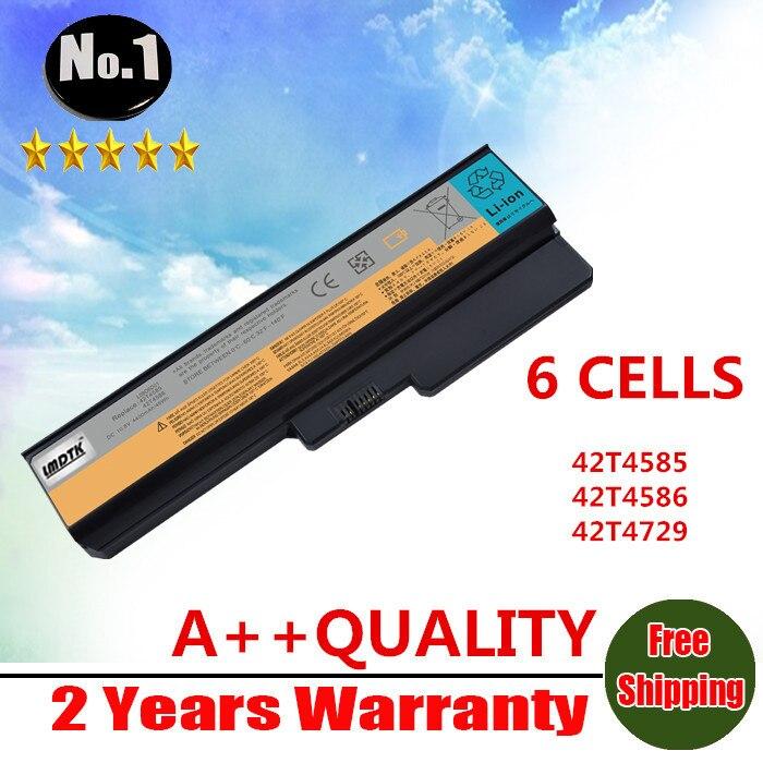 NEW 6CELS LAPTOP BATTERY FOR LENOVO G430 G450 G455A G530 G550 L08S6C02 LO806D01 L08L6C02 L08L6Y02 L08N6Y02 FREE SHIPPING