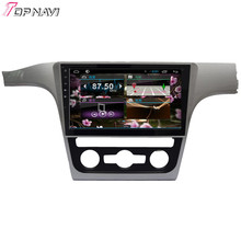 Quad Core Android 4.4 Car DVD GPS Player for New Passat With Free Map Radio BT 16GB Flash Mirror Link