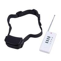 Hight Quality Remote Control Small Dog Pet No Anti Bark Vibration Training Shock Collar BS