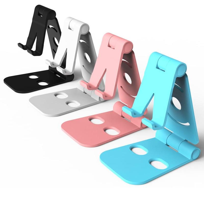 Wangcangli Mobile Phone Stand Universal ForiPhone Holder ForHuaweiXiaomi Flexible Desktop Stand Holder
