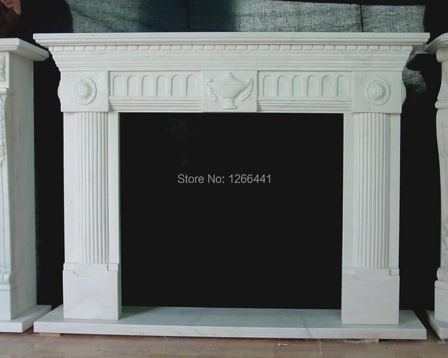 Stein möbel sanfte Englisch stil marmor gas wandkaminsims nach maß ...