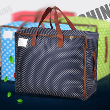 New Travel Bags Large Capacity 50L Women Luggage Travel Duffle Bags Folding Bag Travel Clothes Pouch