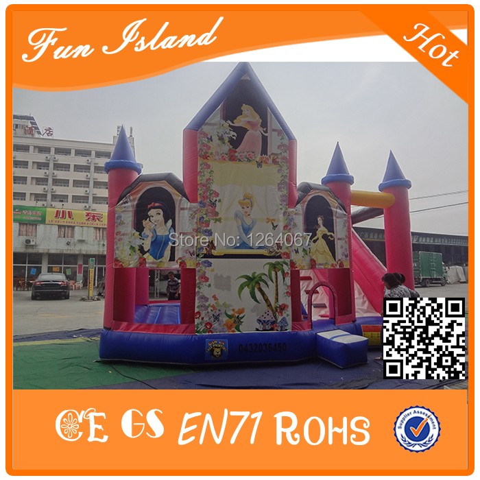 New Design Princess Castle,Inflatable Princess Jumper /Moon Desney Bounce with Classic Design For Sale ao058m 2m hot selling inflatable advertising helium balloon ball pvc helium balioon inflatable sphere sky balloon for sale