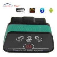 Adaptador OBD2 Elm327 Bluetooth iCar Vgate iCar2 Elm 2 327 Carro Ferramenta de diagnóstico Scanner Para Android Obd 2 Leitor de Código de Auto Scanner