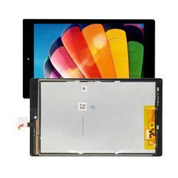 Dla Amazon ogień HD8 HD 8 2017 7th Gen SX034QT wyświetlacz LCD ekran dotykowy Digitizer darmowe narzędzia w Ekrany LCD i panele do tabletów od Komputer i biuro na