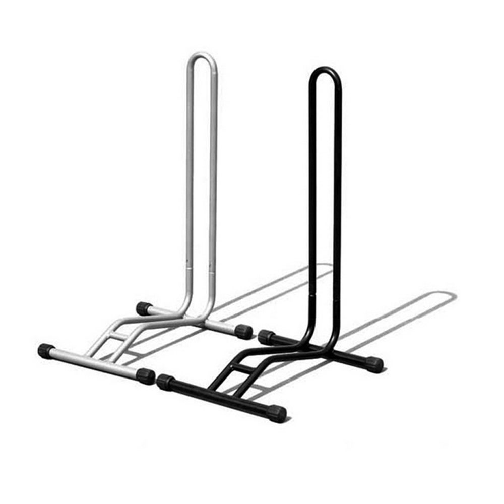 Bicycle-Racks-Storage Bike Cycling Parking-Holder Repair-Rack Wheel-Hub Kickstand L-Type