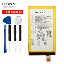 Original Sony High Capacity Phone Battery For Sony Xperia Z5 compact Z5mini Z5 Mini E5823 E5803 LIS1594ERPC 2700mAh аккумулятор для телефона craftmann lis1594erpc для sony xperia z5 compact xa ultra e5823 e5803
