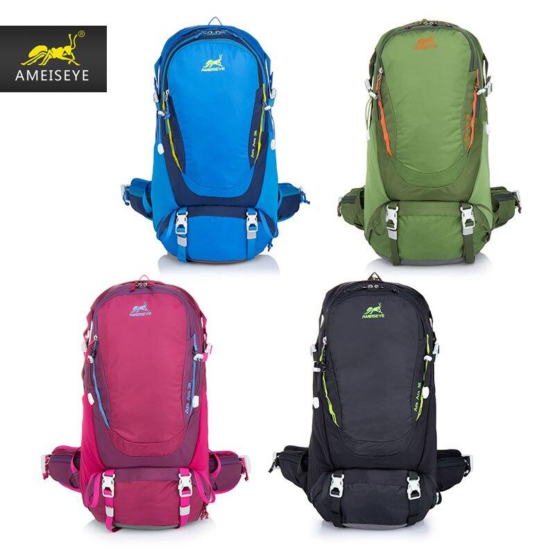 AMEISEYE 38L  Lightweight Backpack Travel Bag  Rucksack Waterproof Bag Dry  Backpackfor Bicycle
