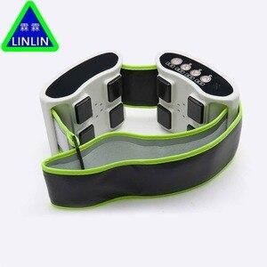 Image 4 - LINLIN Spirale motion fett maschine multi kinetische körper gestaltung massage instrument elektrische massage körper gürtel
