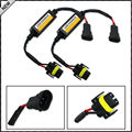 (2) H11 H8 Faros LED de Canbus Error Free Anti Parpadeo Resistencia Cancelador Decodificadores (Plug-In-jugar)