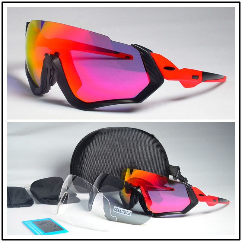 f8553c55db4 ... 3 Lens UV400 Bicycle Cycling Glasses Men Women Sport Road Bike Cycling  Eyewear oculos gafas ...