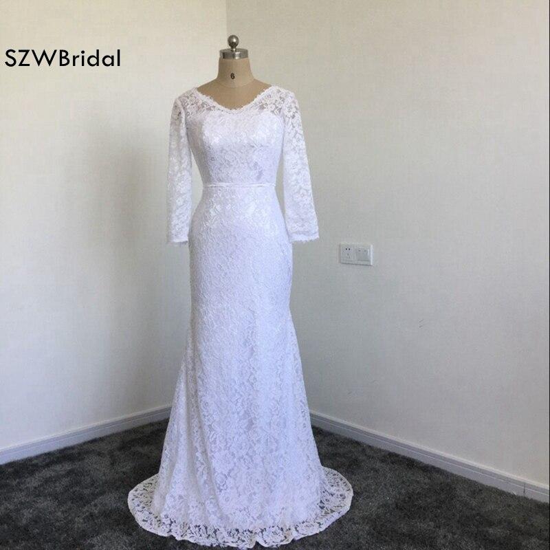 Модное белое кружевное вечернее платье для беременной 2019, вечернее платье с длинными рукавами из Саудовской Аравии, арабское кафтан, вечерн...