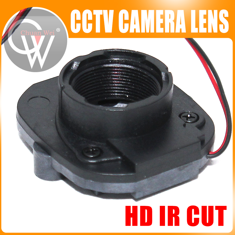 HD Dual Infrared Filter Switcher 20mm IR CUT M12 CCTV Lens Mount for ahd camera chip high quality metal material hd ir cut filter m12 0 5 lens mount double filter switcher for ip camera cctv camera