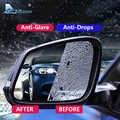 Airspeed Автомобильное зеркало заднего вида противотуманная пленка Антибликовая Водонепроницаемая наклейка для BMW F10 F20 F30 F15 F16 F25 F26 G30 F48 F01 F22 F23