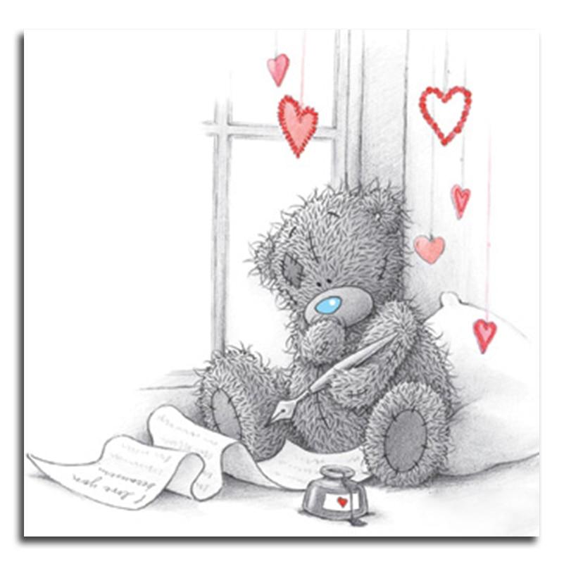 Картинки, мишки тедди открытки для любимого