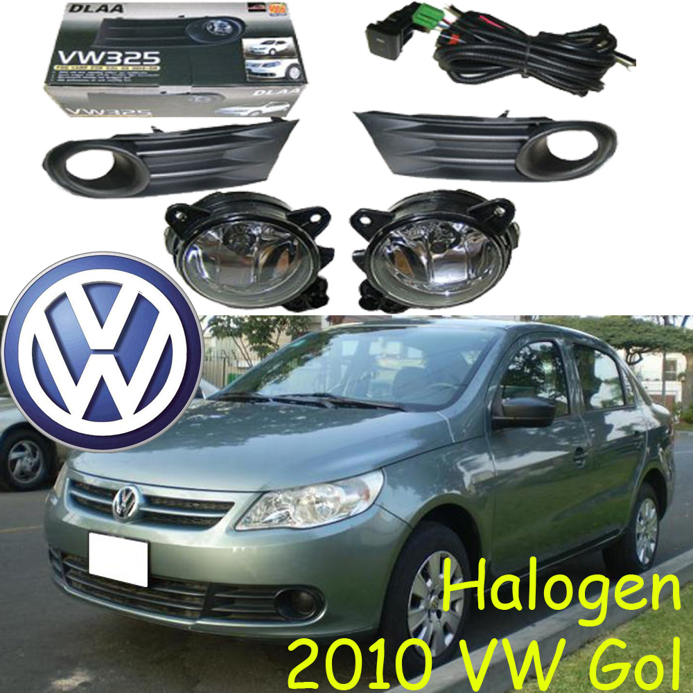 Car-styling,2010year gol fog light,chrome,Free ship!2pcs,golf 4 head light,car-covers,Fox,Sharan,Routan,Pointer;Golf7,gol car styling golf6 taillight 2011 2013 led free ship 4pcs golf6 fog light car covers golf7 tail lamp touareg gol golf 6