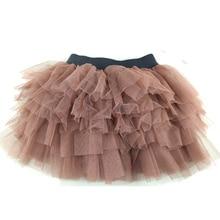 Fluffy Skirt Tutus Baby-Girls for 3-8-Years Spdnica Spdnica