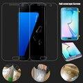 S7 Полное Покрытие Мягкий ТПУ ПЭТ-Экран Протектор Для Samsung Galaxy S6 S7 Край Прозрачный Фильм Гвардии для S6 Edge Plus