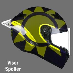 Chrome Colorful Visor Lens for