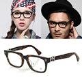 2017 Brandy GITTINANY marca óculos óculos de armação óculos homens e mulheres de jóias de Prata Do Vintage mão fabricante de Acetato