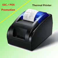 Infitary 58MM USB Thermal Receipt Printer High Speed Printing 90mm Sec Compatible With ESC POS Print