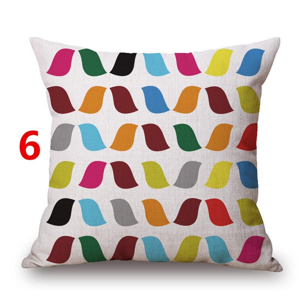 45x45cm 3D Geometric Wave Lantern Cushion Cover Decorative Throw Pillows  Case For Sofa Home Decor Pillowcase Almofadas In Cushion Cover From Home U0026  Garden ...