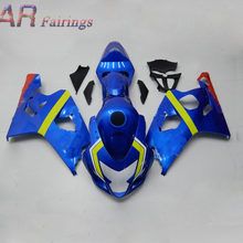 04-05 For Suzuki GSXR 600 / 750 Full Fairing Kit Bodywork Molding Injection Gas Tank Rear Fender GSXR750 GSXR600 K4 K5 2004 2005(China)