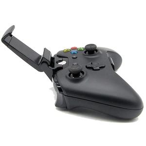 Image 4 - スマートフォンクランプ/ゲームクリップフィットマイクロソフトxbox oneスリムコントローラ携帯電話ホルダーxbox one sゲームパッドジョイパッド