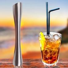 Креативный бар из нержавеющей стали для коктейлей Mojito Mint Muddler DIY для напитков, фруктов, льда, Миксер для коктейлей, барменов, барная посуда, барный инструмент