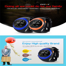 XinSiLu S888A GPS Wifi Smartwatch for Kids Elderly Safety Watch Children Security