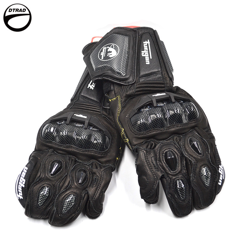 Hot Motorcycle Racing Knight Leather Gloves Furygan ANTS AFS10 Bicycle Touch Screen Glove цена