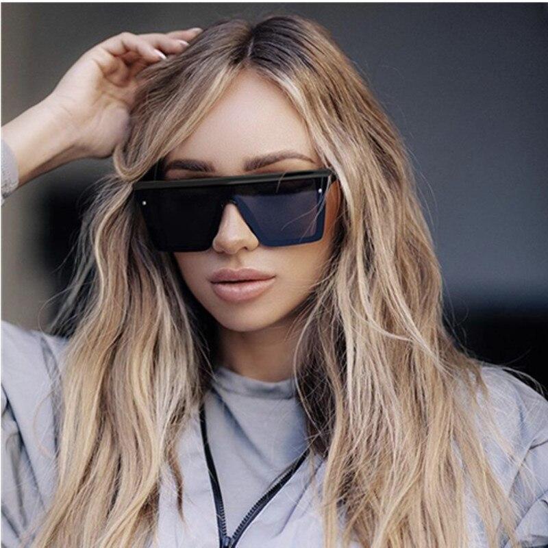 Emosnia Unisex Square Modis Sunglasses Oculos De Sol feminino 2019 Vintage Luxury Women Brand Designer Sun Glasses Retro UV400