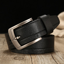 High Quality Leather Belt – 3 Styles Available