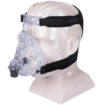 FOR  ventilator mask ComfortFull 2 white silicone full face nose and nose cover comfortable second generation