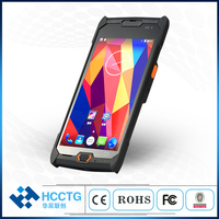 Courier IP67 rfid reader smartphone mobile android handheld pda with sdk C50L 2