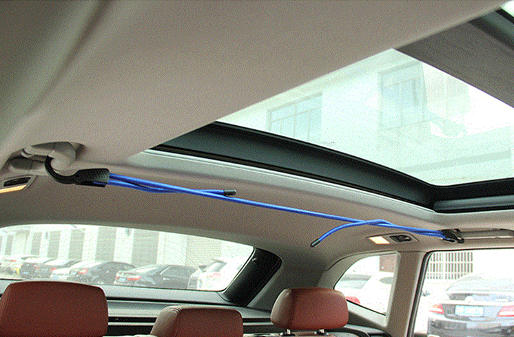 1 Sztuk 1.5 m Uniwersalne akcesoria do wnętrz samochodu Regulowana - Akcesoria do wnętrza samochodu - Zdjęcie 5