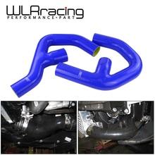 WLR-для 06-09 Golf MK5 MK6 GTI 2,0 T FSi силиконовый турбо интеркулер шланг охлаждающей жидкости WLR-LX1308-QY