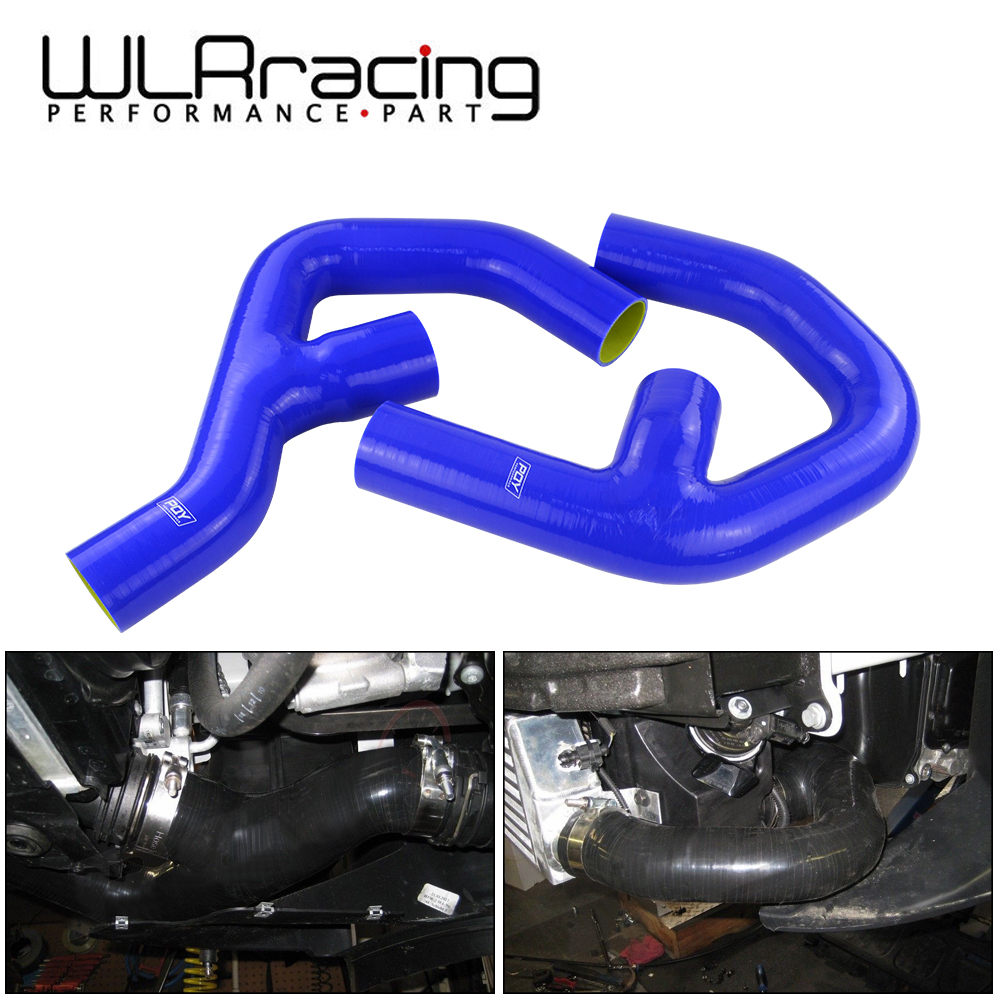 WLR - For 06-09 Golf MK5 MK6 GTI 2.0T FSi Silicone Turbo Intercooler Pipe Hose Coolant WLR-LX1308-QYWLR - For 06-09 Golf MK5 MK6 GTI 2.0T FSi Silicone Turbo Intercooler Pipe Hose Coolant WLR-LX1308-QY