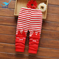 2016 New Winter Baby Girls Long Pants Infant Fashion Cotton Leggings Girls Cartoon Warm Kids Thick Warm Trousers