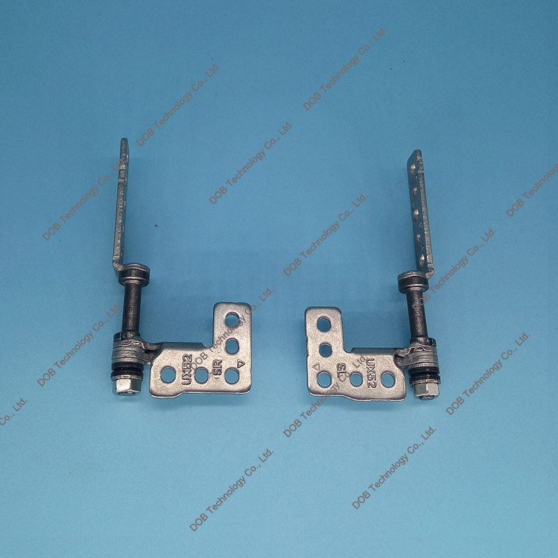 Hot Sale 100% Original laptop Left&Right hinges Set for Asus UX52 Notebook LCD/LED hinge Free shipping new original for epson ds6500 ds7500 ds5500 hinge right hinge assy free stop
