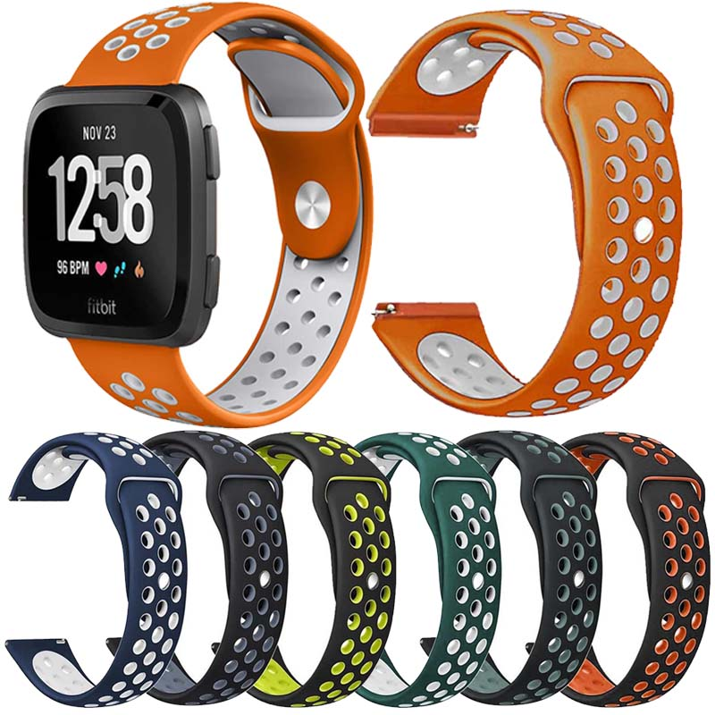 20 22 mm silicone Strap For Samsung Gear S3 S2 sport