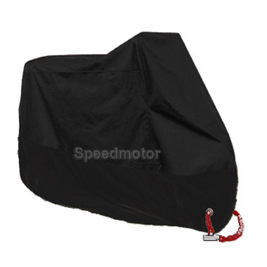 Novedad cubierta impermeable de la motocicleta al aire libre Uv Protector de la bici de la lluvia de la prevención del polvo de la motocicleta del Motor de la motocicleta cubierta del Scooter M-4XL