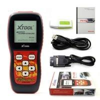 Original XTOOL PS100 Professional Diagnostic Scan Tool OBD2 CAN Scanner Leitor de Código OBD