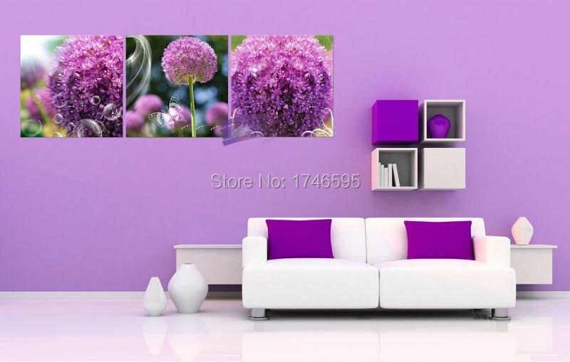 get big art prints aliexpress alibaba group pretentious design purple home decor creative - Purple Home Decor