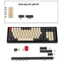 YMDK Laser gravé ANSI ISO OEM profil épais PBT Keycap pour MX clavier mécanique Filco YMD96 YMD75 KBD75 FC980M VEA 75% SP84