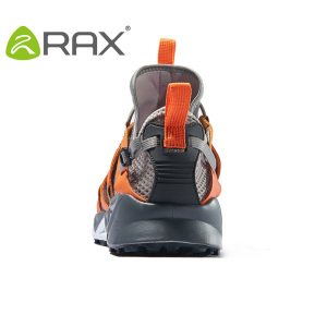 Image 5 - Rax Mens Aqua Upstreams Shoes Quick drying Breathble Fishing Shoes Women Hole PU Insole Anti slip Water Shoes 82 5K463